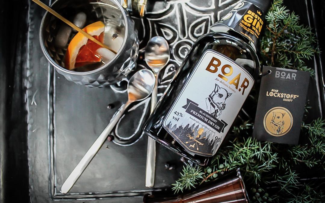 Lockstoff – Schwarzwald – Boar Gin
