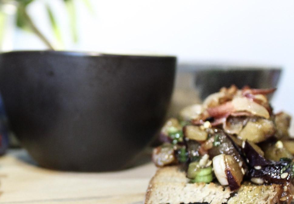 Mediterrane Sommerküche mit Black Forest Crisp